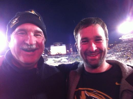 Bill Irwin and Dan Irwin